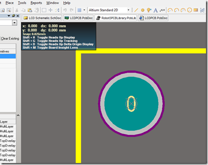 Altium Designer 09: Creating a custom footprint - The